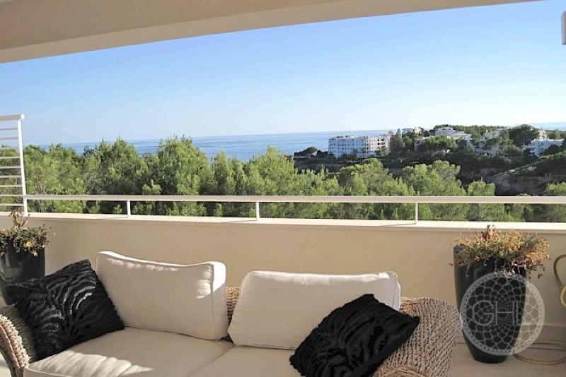 Luxurious apartment on the sea
