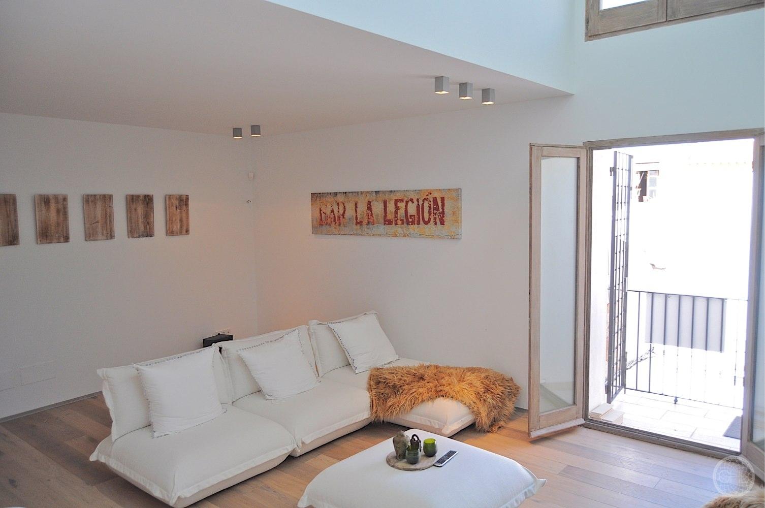 Stadthaus im historischen Zentrum - GHL Immobilien Ibiza