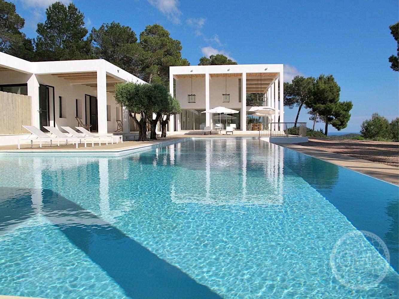 Das Anwesen Liegt In Unmittelbarer Nähe Zu Santa Eulalia Und Sant Carles.  Ein Perfektes Haus Auf Dem Land, Ein Idealer Rückzugsort U2013 Der Trotzdem Nah  Genug ...