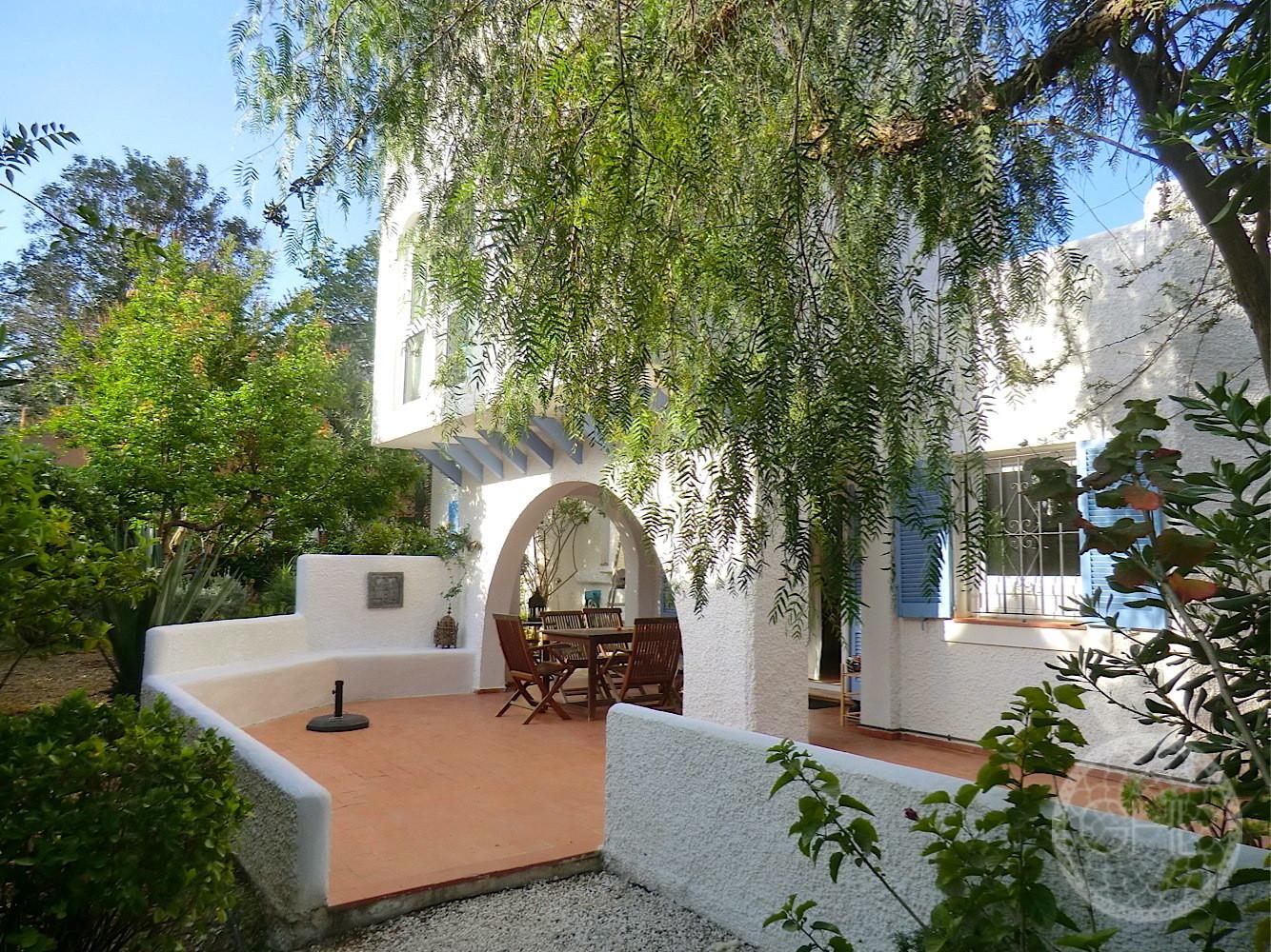 Haus mit Charme in Gehweite zum Dorf - GHL Immobilien Ibiza