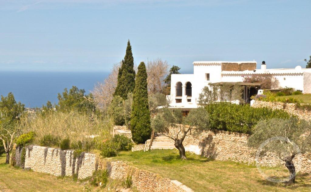 Die Nachfrage nach Luxusimmobilien im Norden Ibizas hat steigende Tendenz
