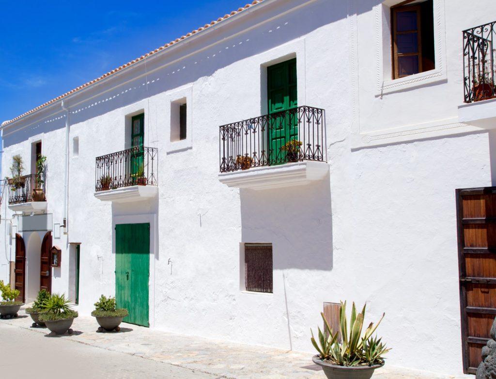 San Juan Village