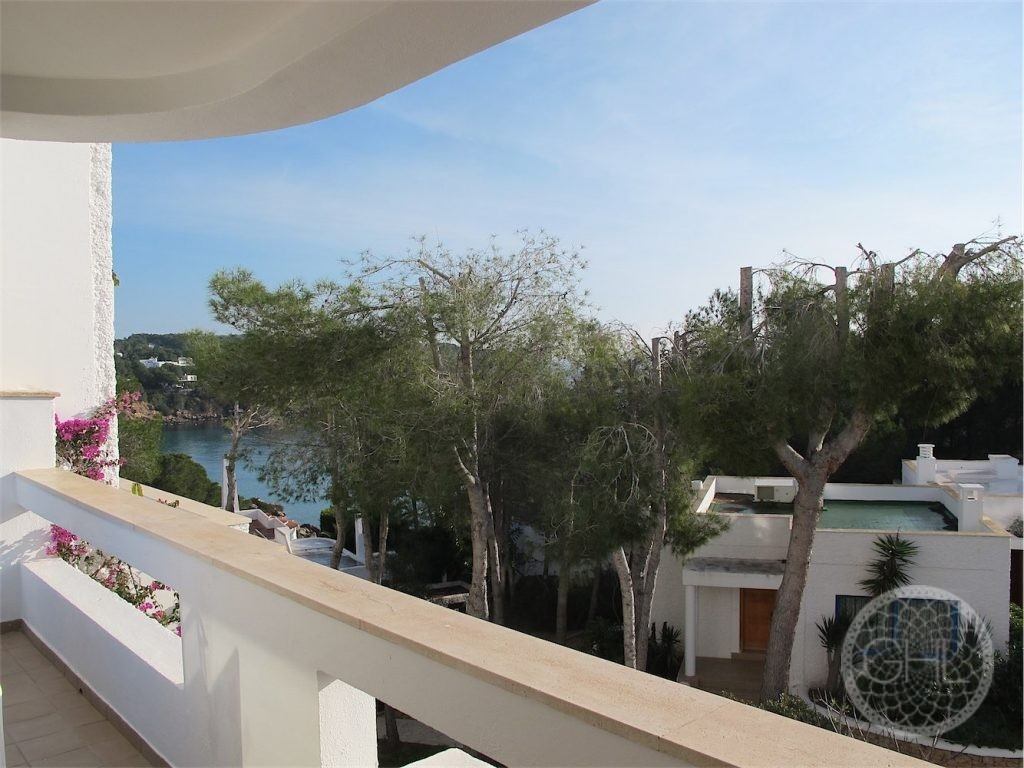 Sea views apartment in La Joya