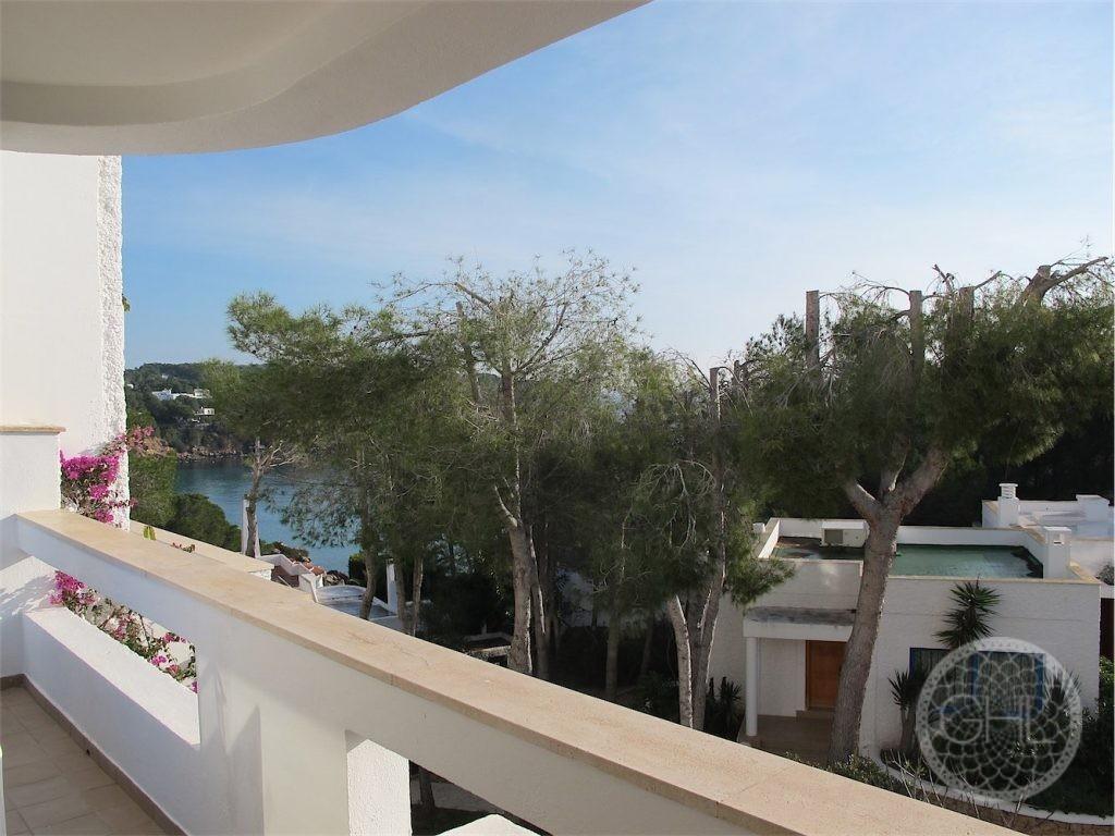 Appartement à La Joya avec vues sur la mer