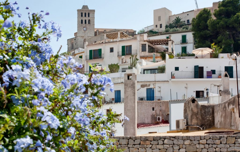 Ibiza Flowery