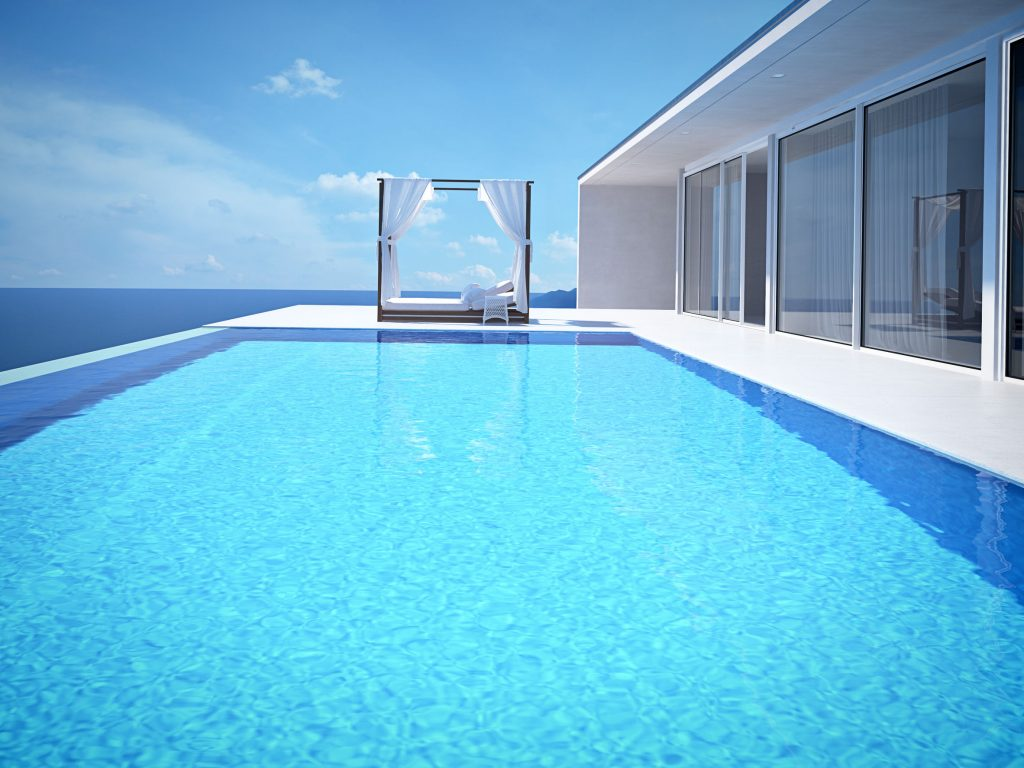 Let's Talk About Villas with Pools – Salt Water or Chlorine?