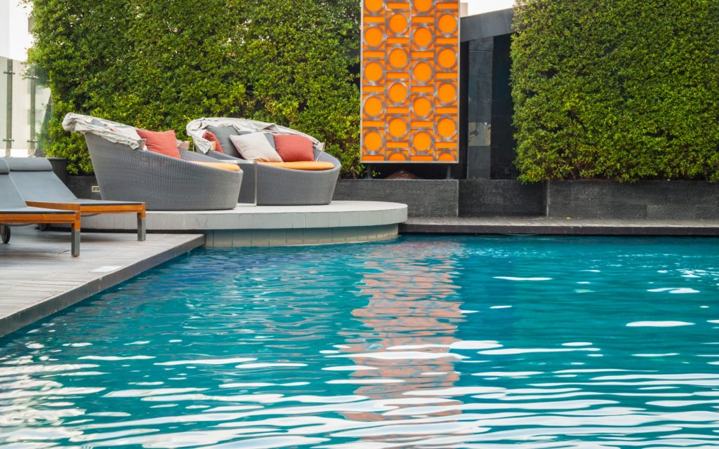 Let S Talk About Villas With Pools Salt Water Or Chlorine Gould Heinz Lang Property