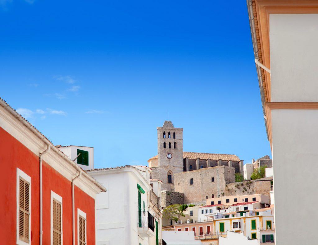 Ibiza's Architectural Landmarks
