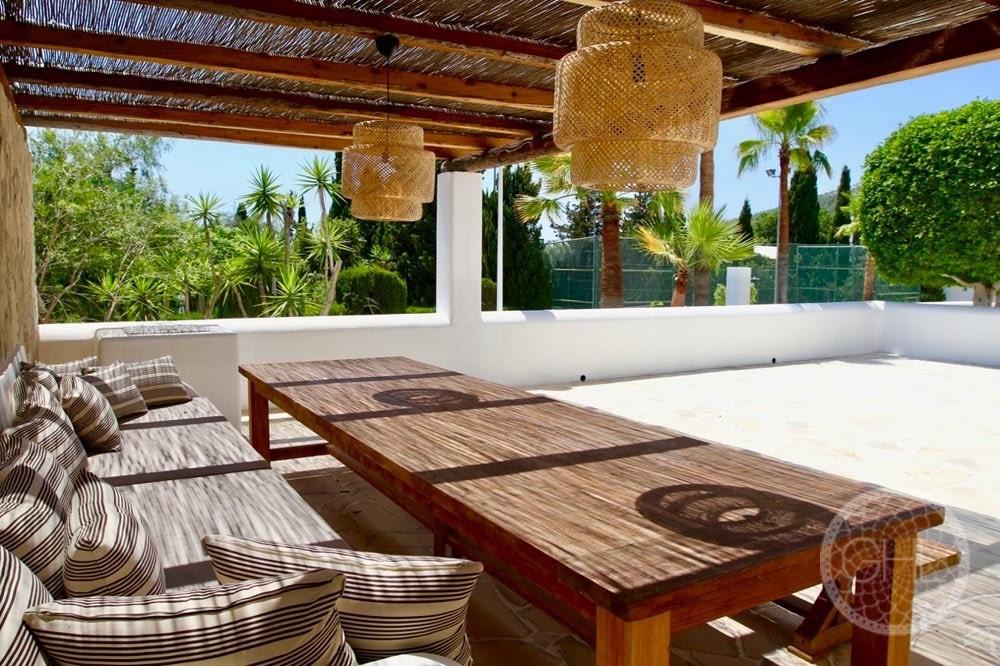 Villa Parque Ibiza 2pergoladining Area Resized