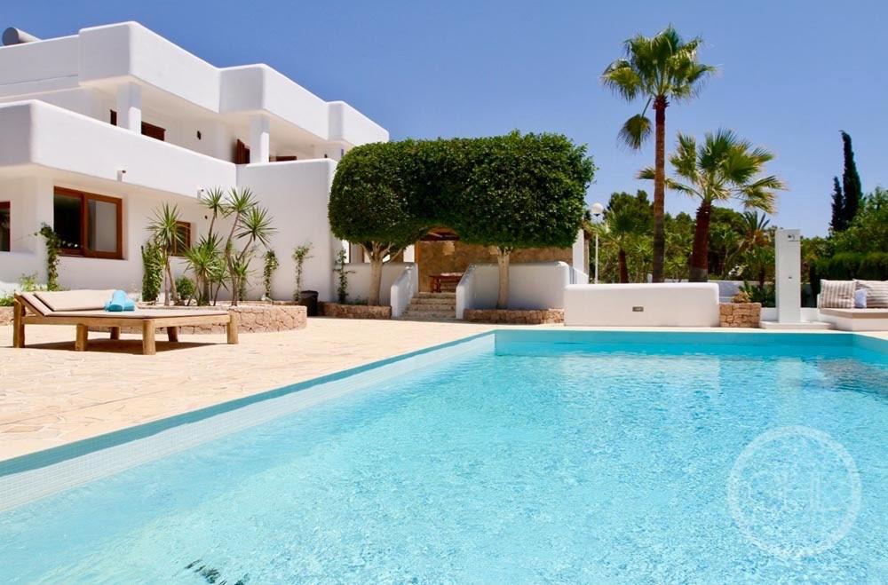 Villa Parque Ibiza Pool Terraces Resized
