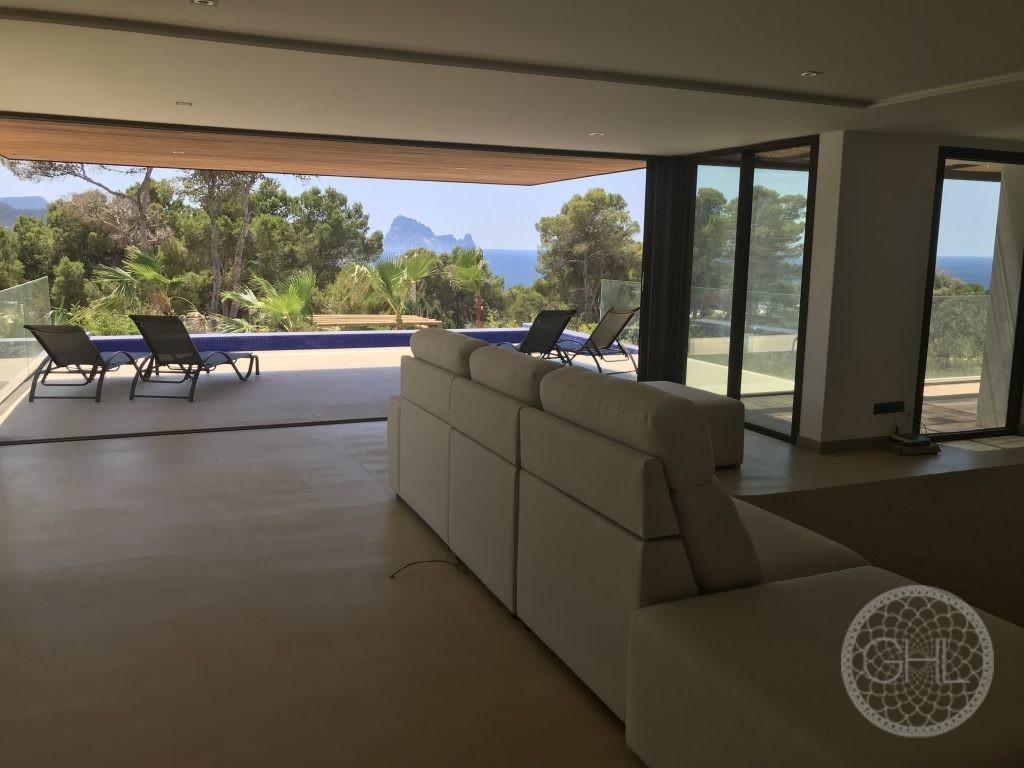 Villa Con 4 Pisicnas Y Spa 82vistas Al Mar Y Es Vedra