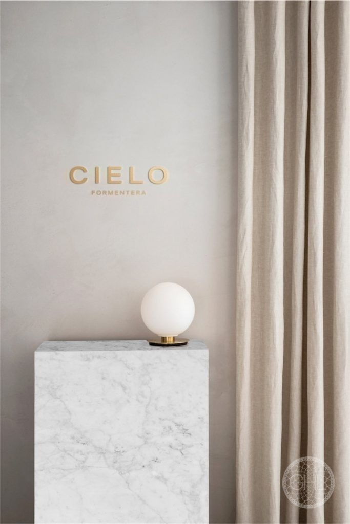 Cielo Branding Wall Sign Resized
