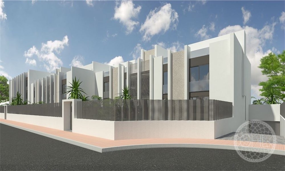 Modern apartment in Jesús to be completed